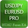 HUAU USDJPY_EURUSD PRO